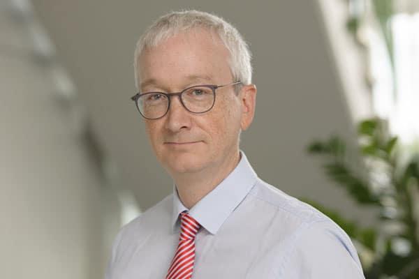 Geschäftsführer Thomas Förster