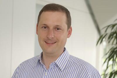 Produktmanager Martin Hildenbrand Förster-Technik