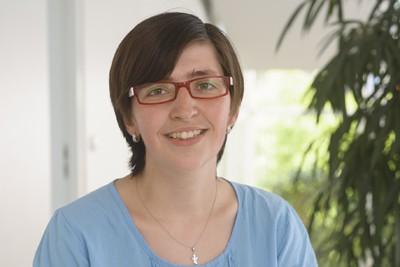 Technische Beraterin Julia Heid bei Förster-Technik