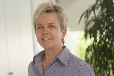 Technische Beraterin Yvonne Plesse bei Förster-Technik