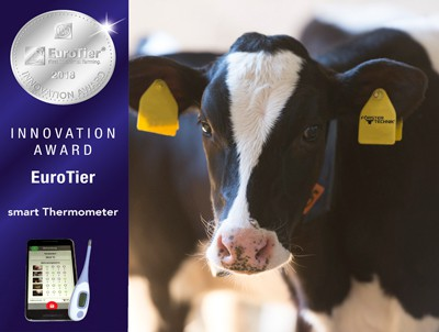 smart Thermometer - EuroTier Award